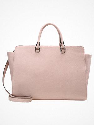 Even&Odd persikofärgad shopper Shoppingväska pink