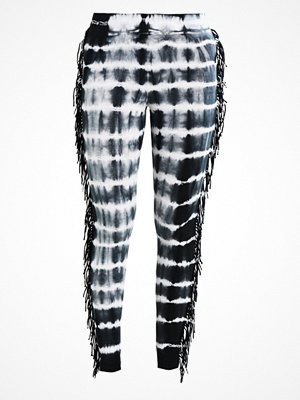 Topshop FRINGE  Leggings blue