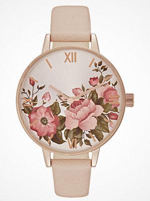 Klockor - Anna Field Klocka rose