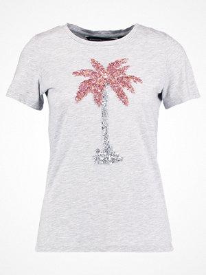 Dorothy Perkins PALM Tshirt med tryck grey