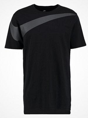 Nike Sportswear Tshirt med tryck black/anthracite