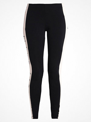 Nike Sportswear Leggings black/orange quartz