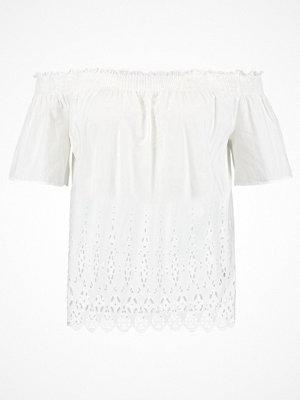 Dorothy Perkins CUTWORK BARDOT Blus white