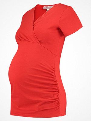 DP Maternity Tshirt bas red