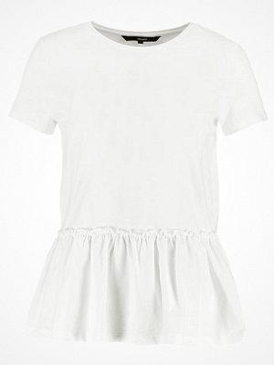 Vero Moda Tshirt med tryck snow white