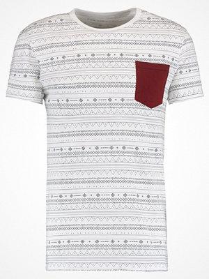 Pier One Tshirt med tryck white