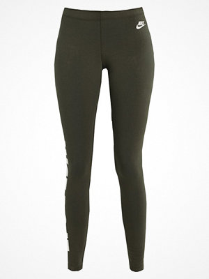 Leggings & tights - Nike Sportswear SEE Leggings cargo khaki/light bone