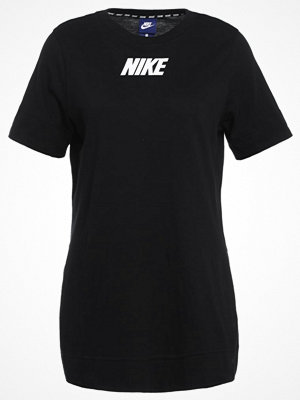 Nike Sportswear Tshirt med tryck black/white