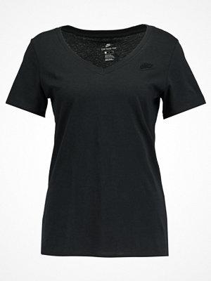 Nike Sportswear FUTURA Tshirt bas black/black
