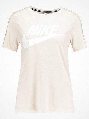 Nike Sportswear Tshirt med tryck orange quartz/orange quartz/white