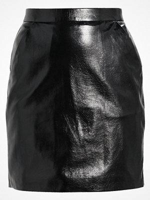 Vero Moda VMREBELLE  Skinnkjol black