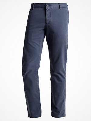 Dockers CLEAN SLIM TAPERED STRECH DYED SATEEN GARMENT Chinos helena blue