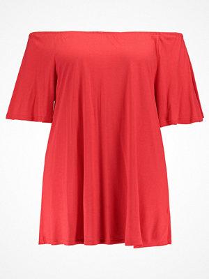 Evans GYPSY BARDOT Tshirt med tryck red