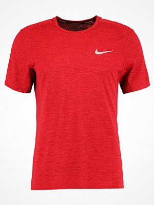 Sportkläder - Nike Performance BREATHE MILER COOL Funktionströja university red/heather/tough red