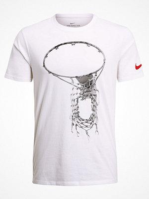Sportkläder - Nike Performance DRY OLD GLORY Tshirt med tryck white
