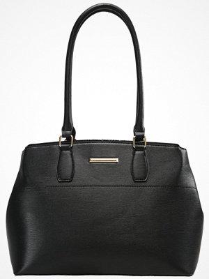 Dorothy Perkins DOUBLE ZIP  Handväska black