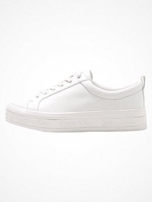 Calvin Klein JAELEE Sneakers platinum white
