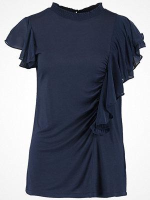 mint&berry Tshirt med tryck dark blue