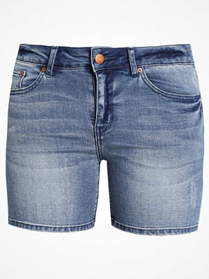 Only ONYPEARL Jeansshorts medium blue denim
