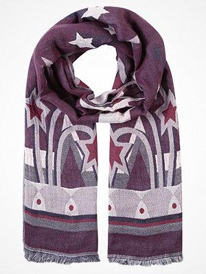 Halsdukar & scarves - Only ONLNATALIE WEAVED JACQUARD  Halsduk port royale