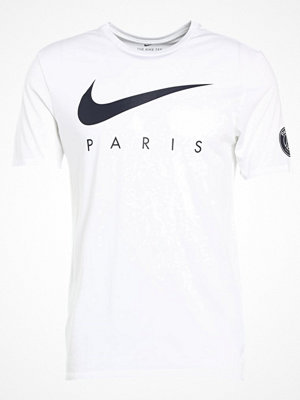 Nike Performance PARIS ST. GERMAIN PRESEASON Klubbkläder white