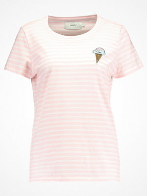 Moves LULU ICE Tshirt med tryck pastel pink