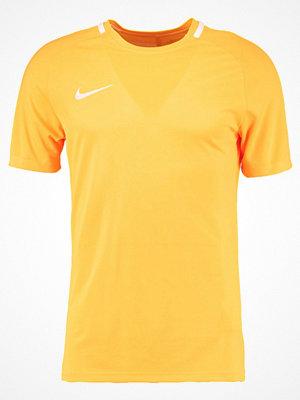 Sportkläder - Nike Performance DRY ACADEMY Tshirt med tryck laser orange/white/white