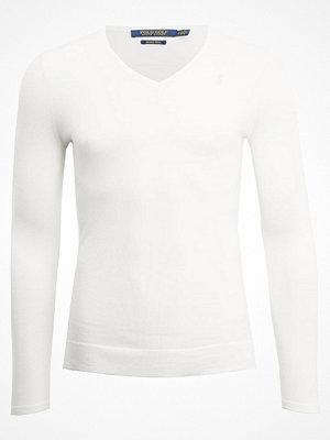 Polo Ralph Lauren Golf Stickad tröja classic ivory
