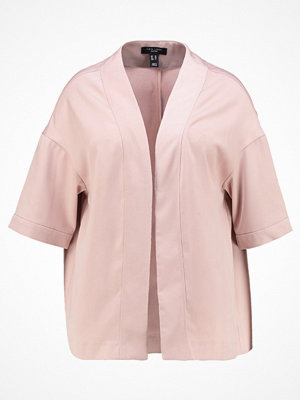 New Look Curves Tunn jacka shell pink