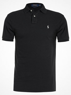Polo Ralph Lauren SLIM FIT Piké polo black