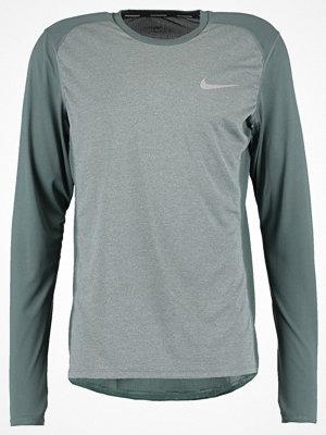 Sportkläder - Nike Performance DRY MILER Funktionströja vintage green