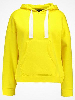 Vero Moda VMNEWTESTA CONTRASTBAND  Luvtröja empire yellow/off white