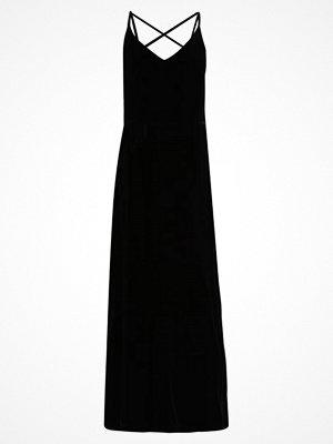 IVY & OAK CROSS STRAPS Maxiklänning black