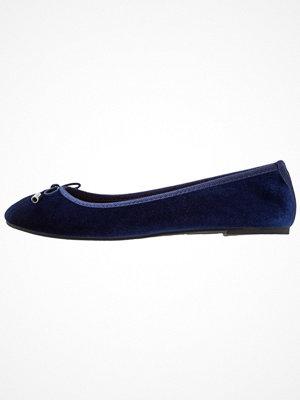 Ballerinaskor - Dorothy Perkins Ballerinas navy blue
