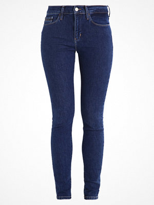 Calvin Klein Jeans HIGH RISE SKINNY Jeans Skinny Fit bice blue