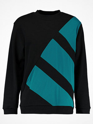 Adidas Originals BLOCK CREW Sweatshirt black