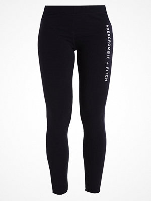 Abercrombie & Fitch Leggings black
