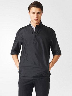 Regnkläder - Adidas Performance CLUB  Vindjacka black