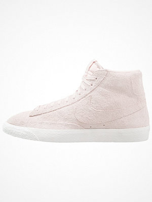 Nike Sportswear BLAZER MID Höga sneakers silt red/summit white/light brown
