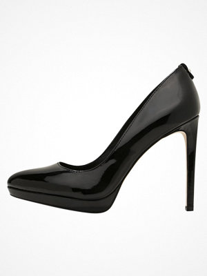 Calvin Klein SAMEERA PATENT Klassiska pumps black