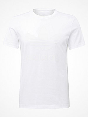 T-shirts - Adidas Originals CURATED Tshirt med tryck white