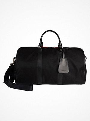 Väskor & bags - Neil Barrett GYM BAG Weekendbag black/red