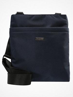 Väskor & bags - Bugatti CONTRATEMPO Axelremsväska blue