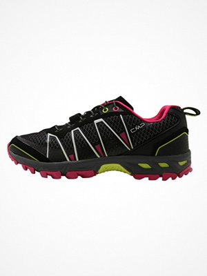 CMP ATLAS SHOES Löparskor terräng nero/rasperry/acido