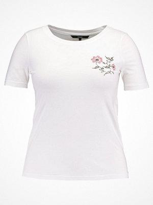 Vero Moda VMEMMY  Tshirt med tryck snow white