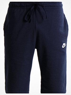 Shorts & kortbyxor - Nike Sportswear CLUB Träningsbyxor obsidian/white