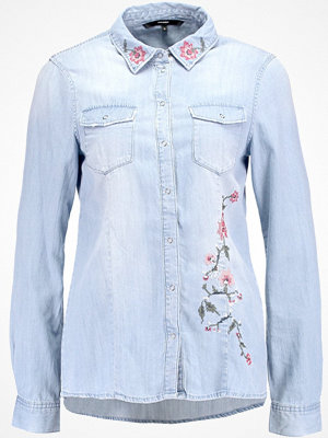 Vero Moda VIOLA  Skjorta light blue