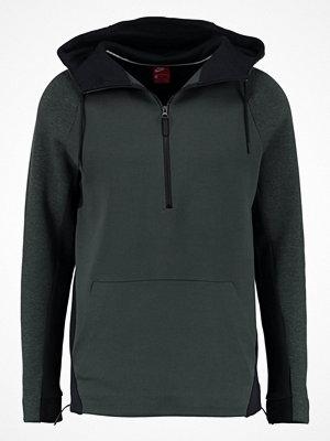 Nike Sportswear TECH Luvtröja outdoor green/heather/black