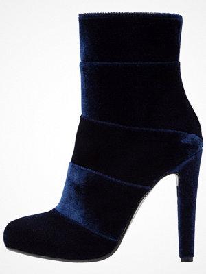 MAI PIÙ SENZA Klassiska stövletter dark blue
