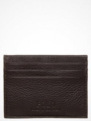 Plånböcker - Polo Ralph Lauren Visitkortsfodral brown
